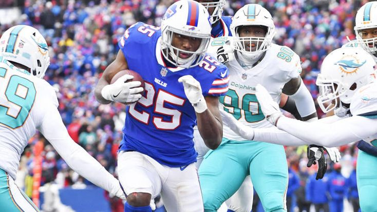 Bills' McDermott: LeSean McCoy is 'going to have a chance' to play in Round 1