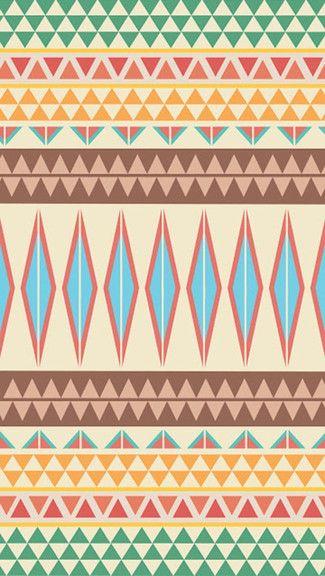 Pattern 3 iPhone 5C / 5S wallpaper
