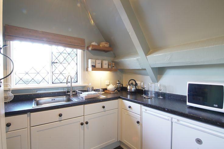 Ludlow Castle Kitchen Honeymoon Wedding Apartment
