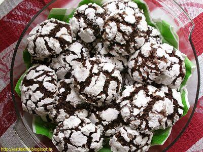 Pöfeteg keksz - gyors és egyszerű kakaós finomság
