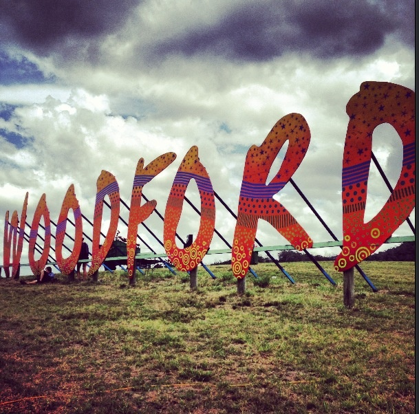 Can't wait for this years Woodford Folk Festival!