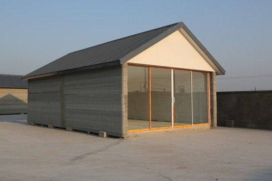 Chinese company uses 3D printing to build 10 houses in a day