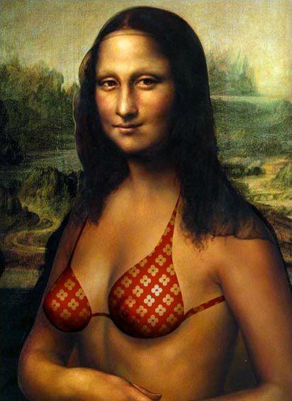 Mona Lisa Naked 11