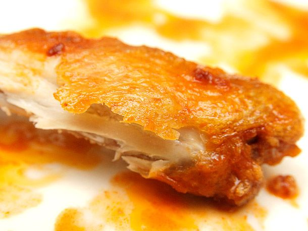 How to make the best buffalo wings, scientifically tested!