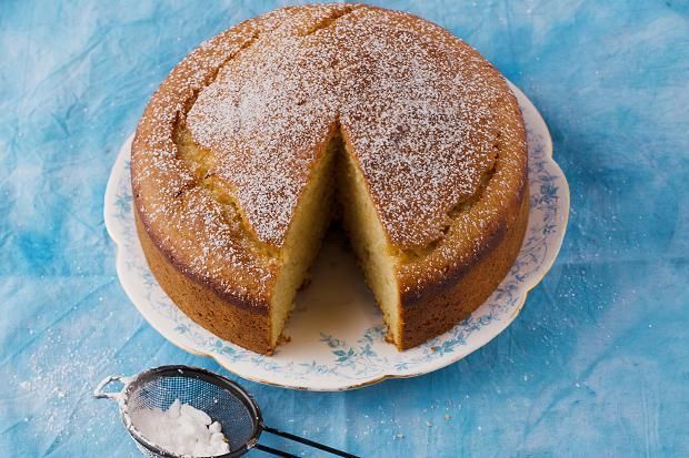 Grapefruit and saffron spiced cake. Recipe by Great British Bake Off winner Nadiya Hussain