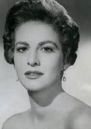Cuban born Mexican actress Carmen Montejo