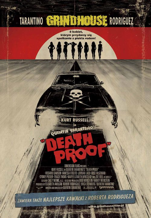 Grindhouse: Death Proof / Death Proof