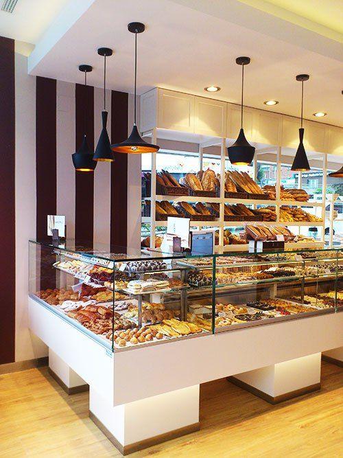 292 best Пекарня images on Pinterest | Bakery shops, Cafe design ...
