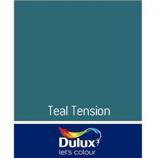 Image result for dulux teal tension
