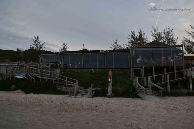 Casarão Restaurante Bar: Opção a Beira-Mar na Praia do Rosa