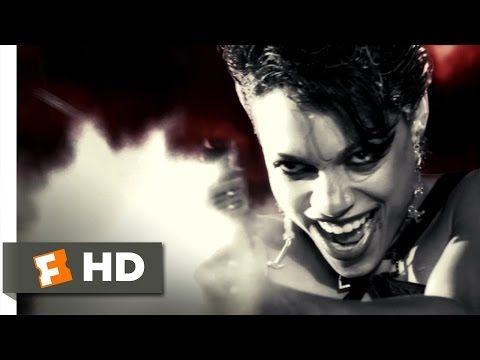 Sin City (8/12) Movie CLIP - The Big Fat Kill (2005) HD - YouTube