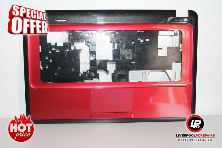 "Item: HP Pavilion G6-1000 Red Palmrest with Touchpad 646382-001 ZYE32R15TP403 ""X519   Postage: Free UK Shipping – Royal Mail 1st Class Item Price: £15.99   Warranty: 30 Day Money BackGuarantee Buy on eBay: ebay.liverpoolpcrepairs.com   Protection: eBay Money Back..."
