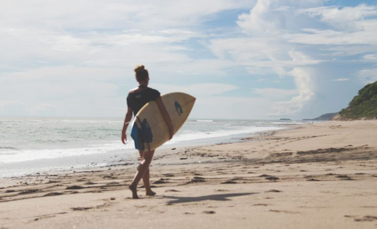 catching nicawaves - popoyo's best surf camp