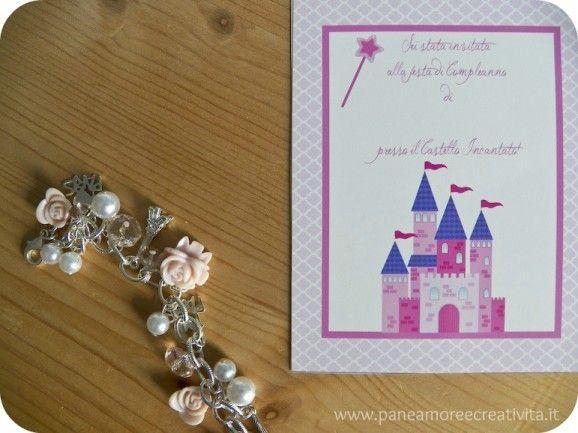 inviti compleanno principessa 4