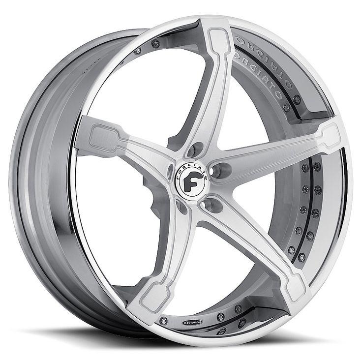 Wheels   Forgiato 2.0   martellato-ECX   Forgiato
