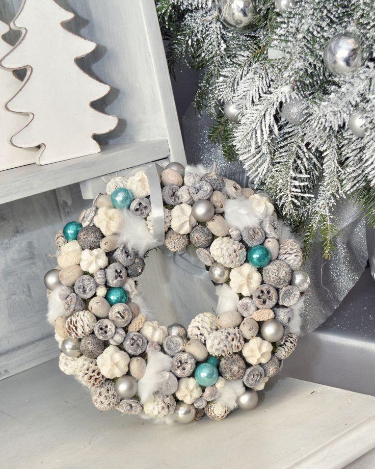 Adventi kopogtató / Christmas door hanger