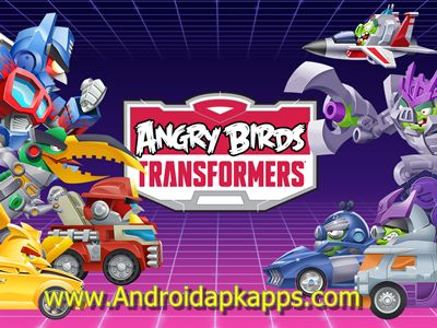 Download Angry Birds Transformers MOD Apk v1.7.9 Full OBB Data  Androidapkapps-Angry Birds Transformers MODcollide in this action-packed, 3D shoot 'em