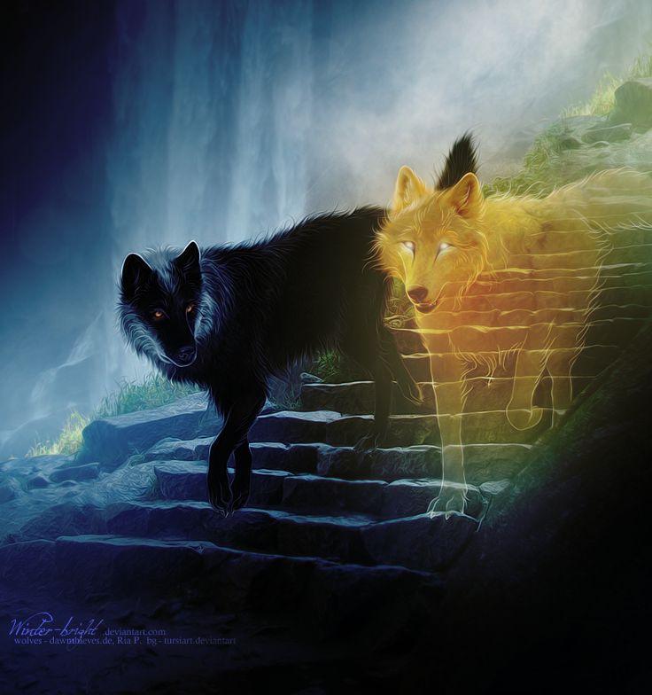 Journey to the Underworld by silent-scenes.deviantart.com on @deviantART