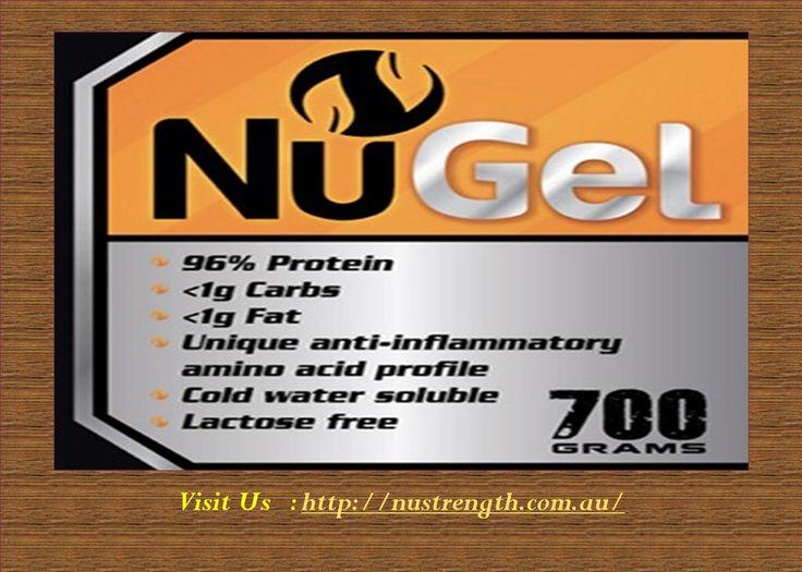 Gelatin Brisbane - Health  Fitness Services by nustrength.deviantart.com on @DeviantArt