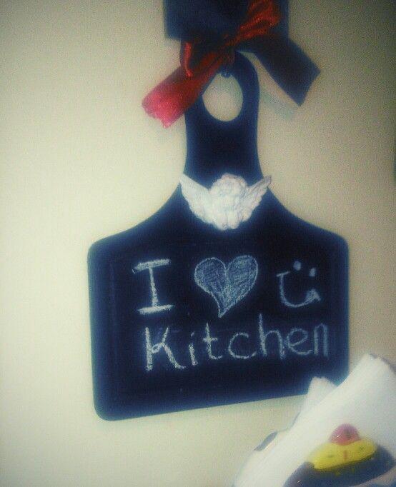 Karatahta#chalkboard#handmaid