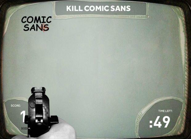 11 Comic Sans Disses and Tributes