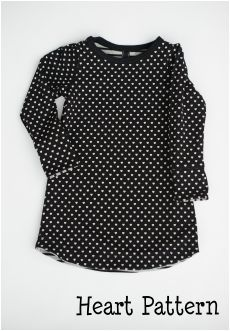 Peekaboo Beans - This or That Dress | playwear for kids on the grow! | Shop at www.peekaboobeans.com