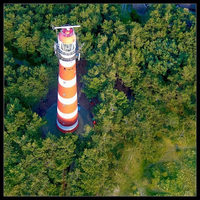 Bornrif, (Ameland Lighthouse)Hollum islandAmeland Netherlands53.448889, 5.625556