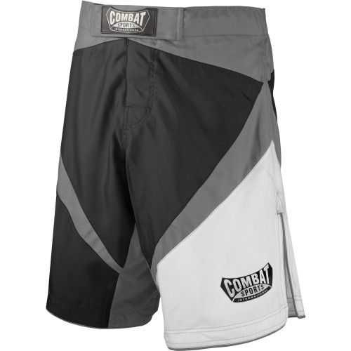 Combat Sports Fight MMA Shorts - Grey