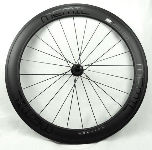 ZEN 60mm Full Carbon Clincher Wheelset