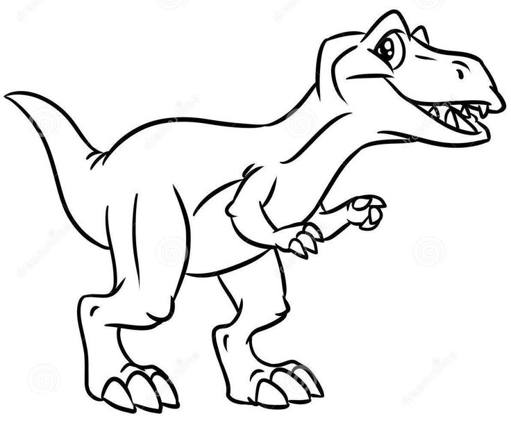 Dinosaur Coloring Pages 15 Animal Ideas Gallery