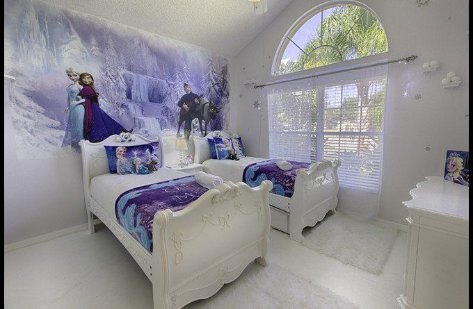 8 best images about disney themed rentals on pinterest - 7 bedroom vacation rentals in orlando ...
