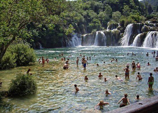 Krka National Park Croatia #Croatia #Krka #park #nature #resort #travel #vacations #reserve #national #bestplace
