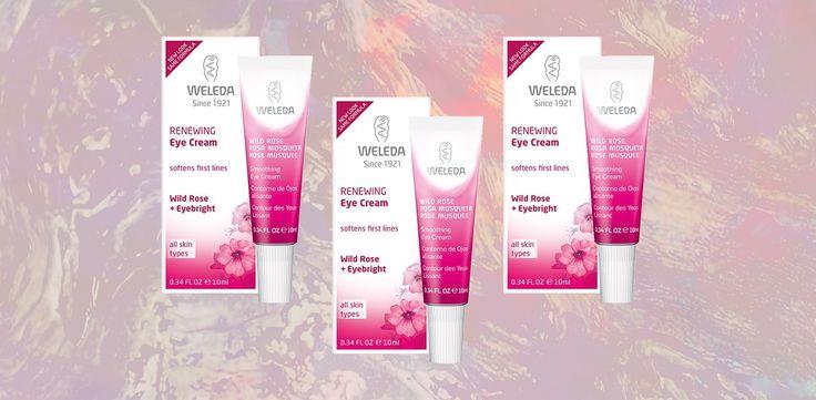 Weleda Renewing Eye Cream Review | Allure