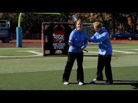How to Rocker Dodge | Women's Lacrosse - YouTube