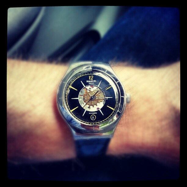 #swatchIrony Automatic, 1980S Memories, Automatic Collection, Swatches Lust, Swatches Instagrammers, Instagrammers Rocks
