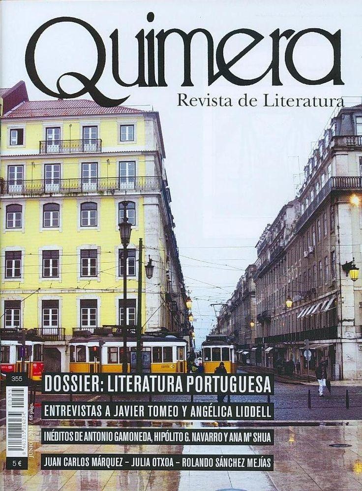LITERATURA (Quimera : revista de literatura : n° 355, junio / 2013)