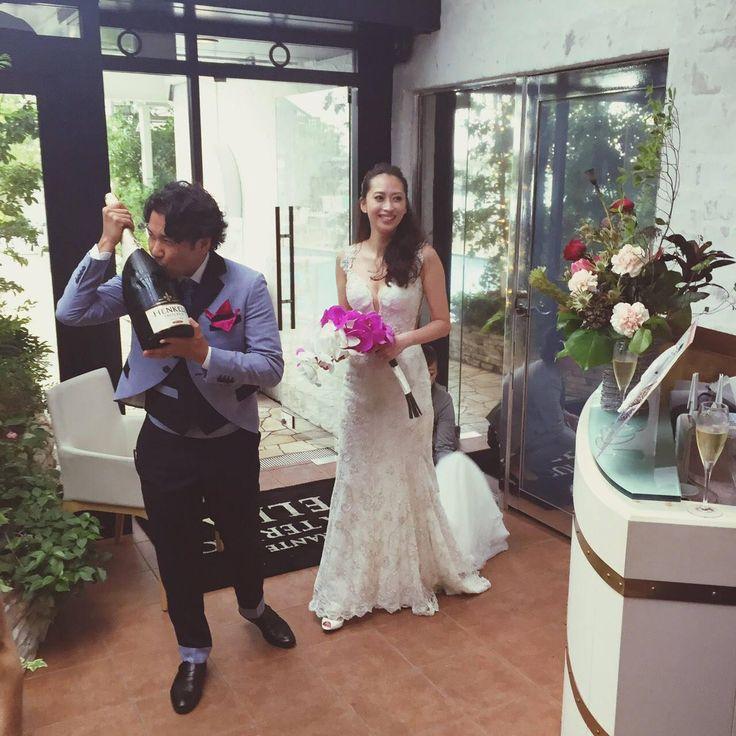 ABHL Brides, Sayaka in Navona Congratulations Yoji & Sayaka
