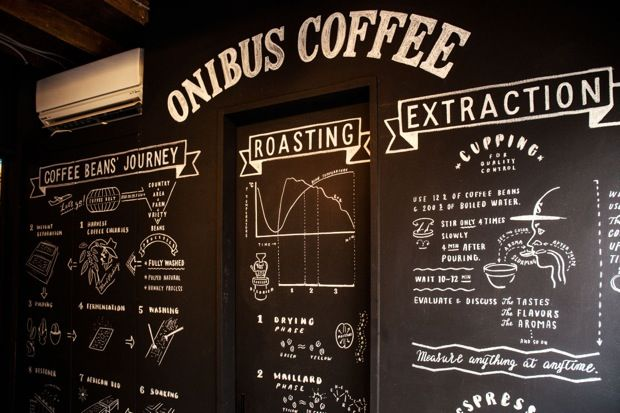 """東京・世田谷区の奥沢で、""""人と人の繋がり""""をコンセプトに、丁寧に作られた自家焙煎のスペシャルティ・コーヒーを提供する〈ONIBUS COFFEE〉。2016年1月21日(木)、2店舗目となる〈ONIBUS COFFEE 中目黒〉をオープンします。…"""