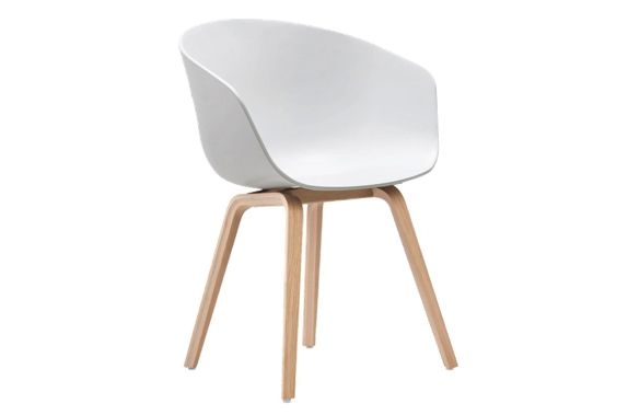 Diiiz offers designer furniture whose reproduction chair The About a Chair HAY AAC22 of polypropylene available in different colors.