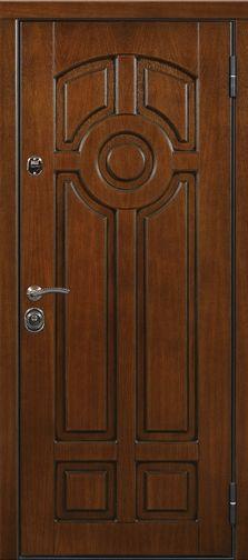 Двери входные металлические Стальная линия модель Талисман Вуд трехконтурная серия Вуд Стайл. 16'950'000.00 руб. www.ipvis.by