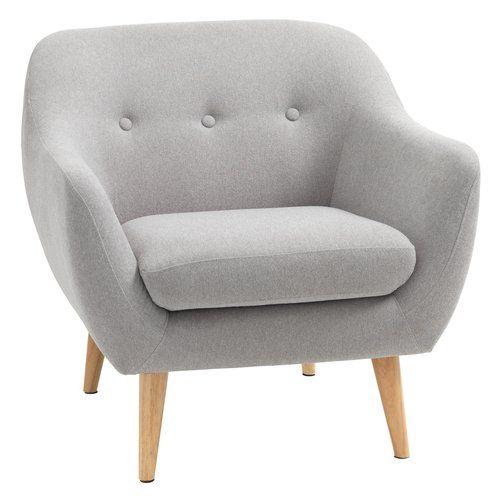 Кресло EGEDAL светлосиво | JYSK