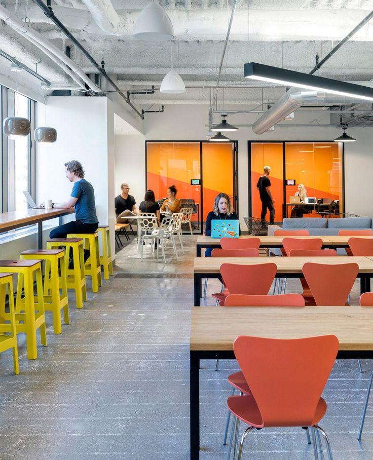 Best 25 corporate office design ideas on pinterest - Office space interior design ideas ...