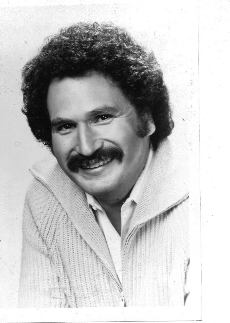 Gabe Kaplan...he wouldn't be Mr. Kotter without his 'stache
