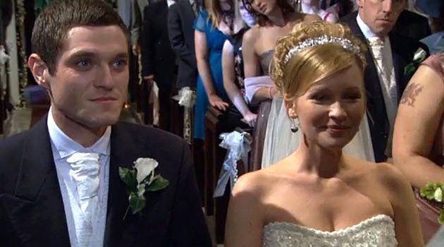 Gavin and Stacey weddingxxx