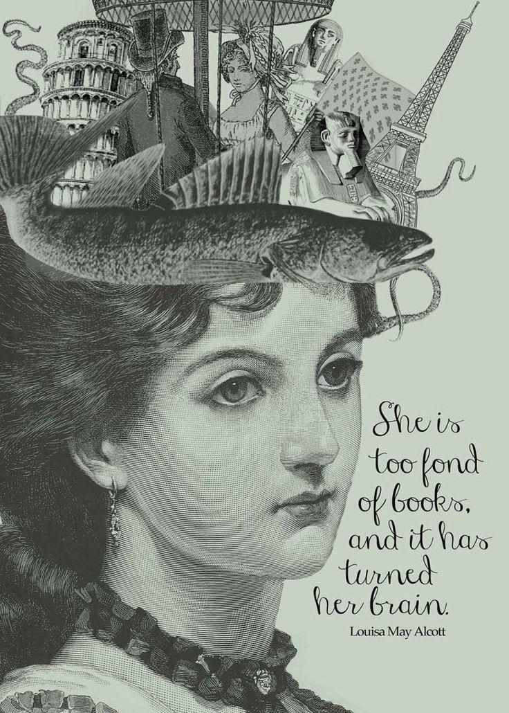 Quotable - Louisa May Alcott