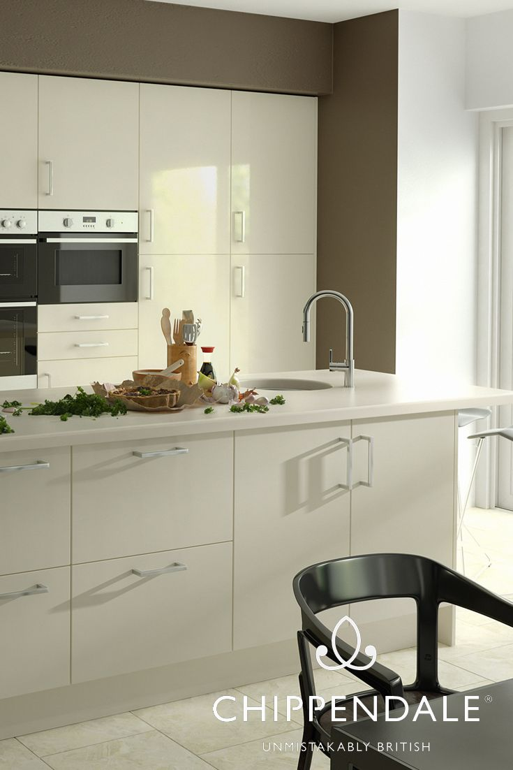 10 best Gloss Kitchen Styles images on Pinterest | Gloss kitchen ...