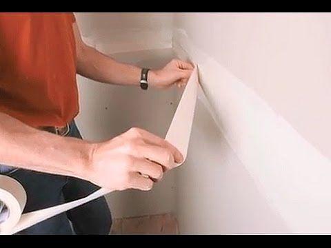 Как заделывать швы гипсокартона бумажной лентой