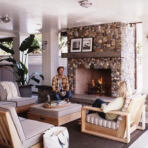 Get Sophisticated Surfer Style | Test the Boundaries of Indoor/Outdoor Living | CoastalLiving.com