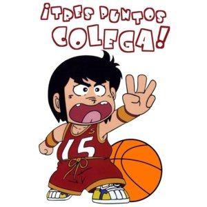 Chicho Terremoto y las influencias del baloncesto en Japón