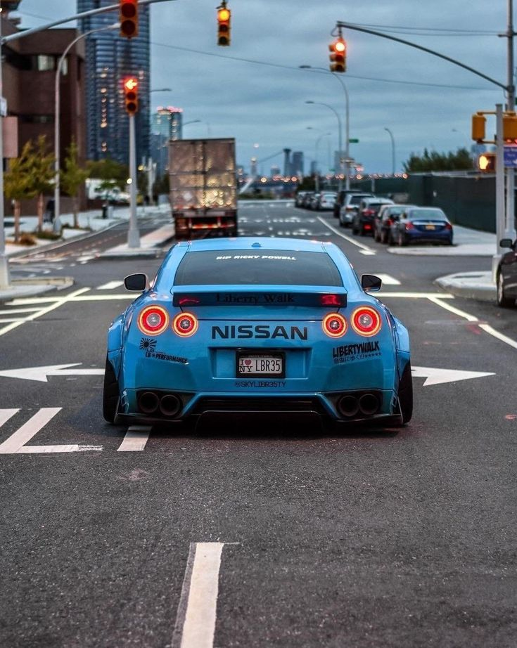 Quality engineering and sleek style. This #nissan has both! Click to find out more.    #supercar #cars #luxury #luxurycars